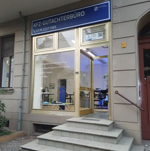 Kfz Gutachter Pankow buero Damerowstr.